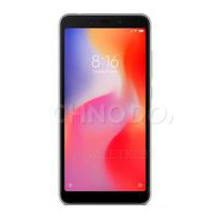 Смартфон Xiaomi Redmi 6A, 16 GB, Black