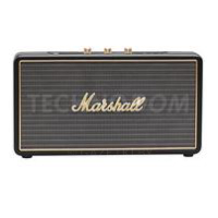 Колонки Bluetooth Marshall Stockwell, Black With Cover Case (M)