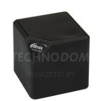 Колонки Bluetooth Ritmix SP-140B, Black