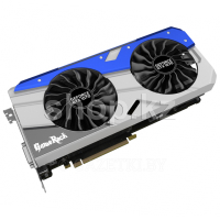 Видеокарта PCI-E 8192Mb Palit GTX 1070 GameRock, GeForce GTX1070