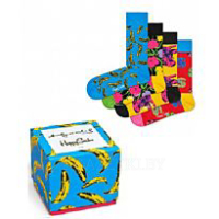 Happy socks Носки Andy Warhol Sock Box Set
