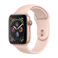 Смарт-часы Apple Watch Series 4 GPS 40mm Gold Aluminium Case with Pink