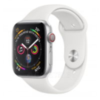 Смарт-часы Apple Watch Series 4 GPS 44mm Silver Aluminium Case with