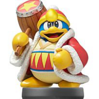 Фигурка Super Smash Bros. - King Dedede