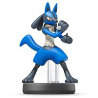 Фигурка Super Smash Bros. - Lucario