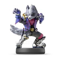 Фигурка Super Smash Bros. - Wolf