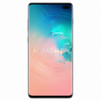 Телефон сотовый SAMSUNG SM G 975 Galaxy S10 plus 512GB Ceramic FCWGS (white)