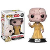 Фигурка Funko POP! Bobble: Star Wars: E8 TLJ: Supreme Leader Snoke (POP 9) 14750