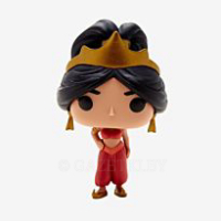 Фигурка Funko POP! Vinyl: Disney: Aladdin: Jasmine (Red) 23045