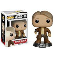 Фигурка Funko POP! Bobble: Star Wars: E7 TFA: Han Solo (POP 15) 6584