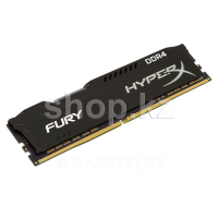 Оперативная память DDR-4 DIMM 8Gb/2933MHz PC23466 Kingston HyperX Fury, Black, BOX