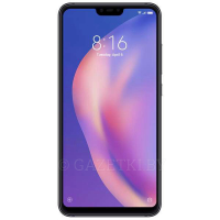 Смартфон Xiaomi Mi 8 Lite 4/64GB (Midnight Black)