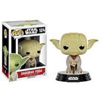 Фигурка Funko POP! Bobble: Star Wars: Dagobah Yoda