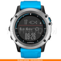 Garmin Smart Watch Quatix 5 with Blue Band