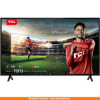 "Телевизор TCL 32"" LED32D3000 LED HD Black"