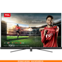 "Телевизор TCL 55"" L55C6US LED UHD Smart Black"