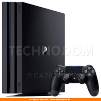Игровая консоль Sony Play Station 4 Pro 1TB, Black (CUH-7208B)