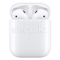 Bluetooth гарнитура Apple AirPods (2019) with Charging Case