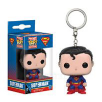 Брелок Funko Pocket POP! Keychain: DC: Superman 9703-PDQ