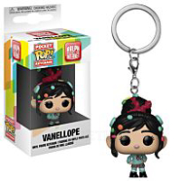 Брелок Funko Pocket POP! Keychain: Disney: Wreck It Ralph 2: Vanellope Keychain 2 33423-PDQ