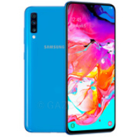 Смартфон Samsung Galaxy A70 128GB Blue