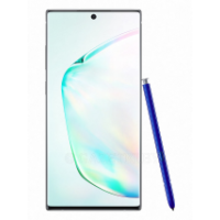 Смартфон Samsung Galaxy Note 10 plus Silver