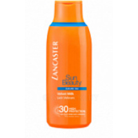 LANCASTER НЕЖНОЕ МОЛОЧКО SPF30SUN BEAUTY VELVET MILK SUBLIME TAN SPF30
