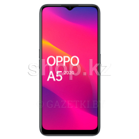 Смартфон OPPO A5 (2020), 64Gb, Mirror Black (CPH1931)
