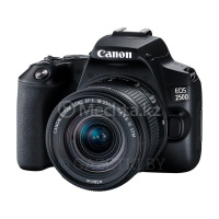Фотоаппарат зеркальный CANON EOS 250D EF-S 18-55 mm IS STM Black
