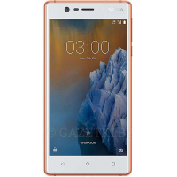 Смартфон Nokia 3 Copper White