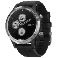 Смарт часы Garmin Fenix 5 Plus Black