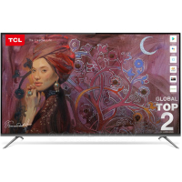 "Телевизор TCL 50"" L50P8M LED UHD Android Black"