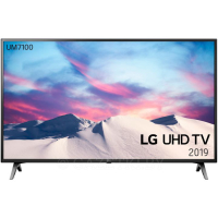 "Телевизор LG 49"" 49UM7100PLB LED UHD Smart Black"