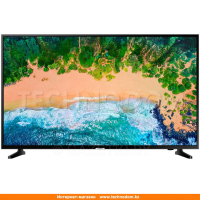 "Телевизор Samsung 55"" UE55NU7090UXCE LED UHD Smart Black"