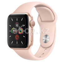 Смарт-часы Apple Watch Series 5, Gold-Pink
